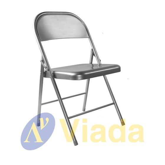 Silla plegable Metalica