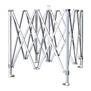 Estructura de Aluminio carpa-profesional