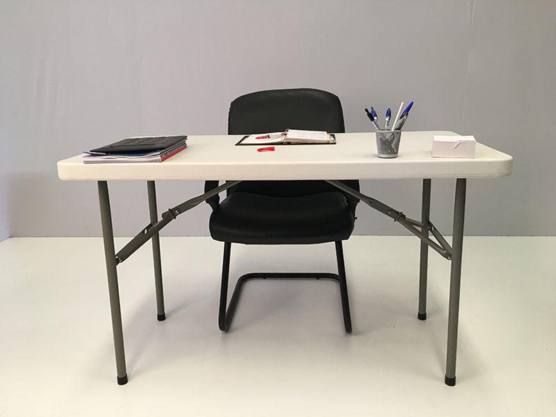 Mesa Plegable Para Estudiar.Mesa Regulable En Altura Blog Viada