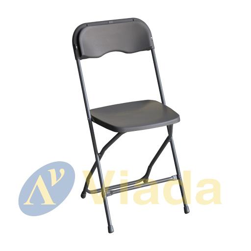 silla plegable plastico exterior