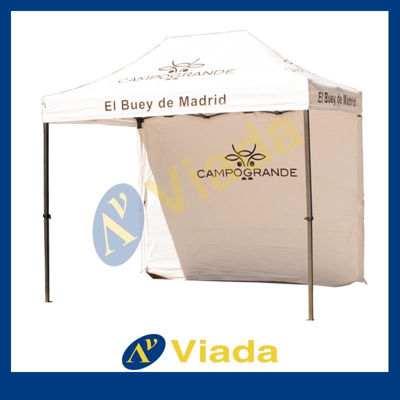 carpa plegable personalizada para empresas barcelona
