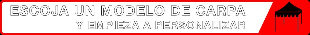 Carpas Plegables Personalizadas Gama