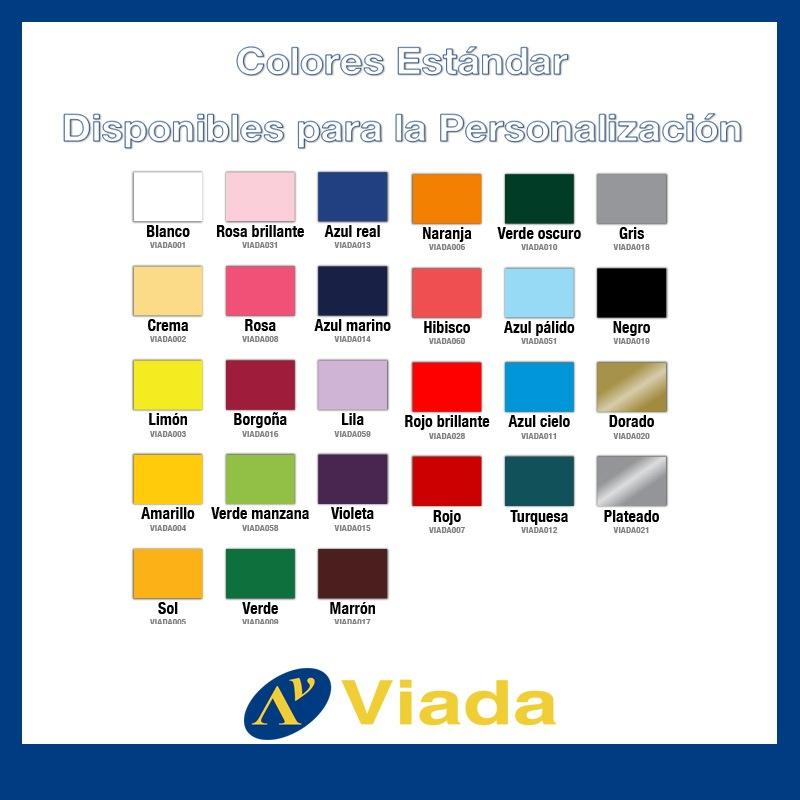 Plantilla de colores carpa plegable personalizada