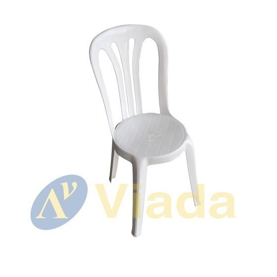 silla de exterior apilable