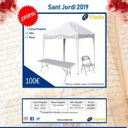 Oferta Sant Jordi 2019