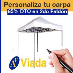Carpas Personalizables
